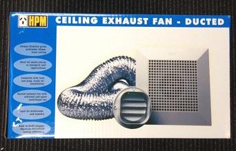 Exhaust fans electriciansupplies electriciansupplies hpmlegrand hpm ducted exhaust fan kit aloadofball Choice Image