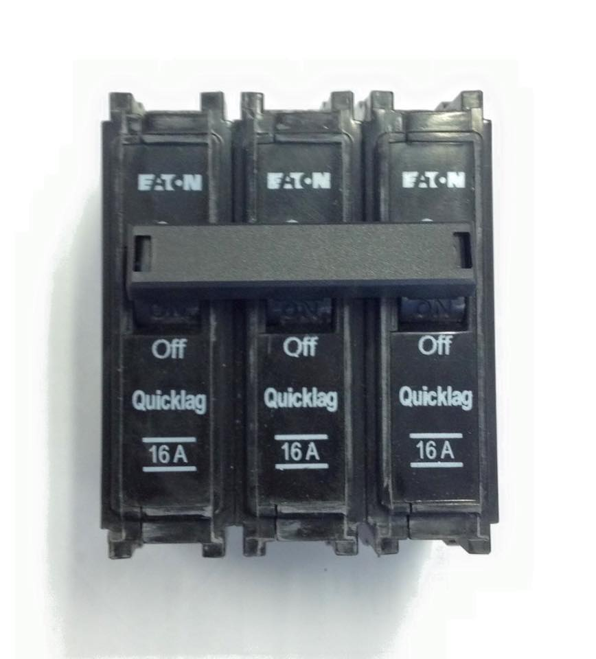 Quicklags Electriciansupplies Power Circuit Breaker 16 Amp Wifi Use Eaton 3 Pole Quicklag